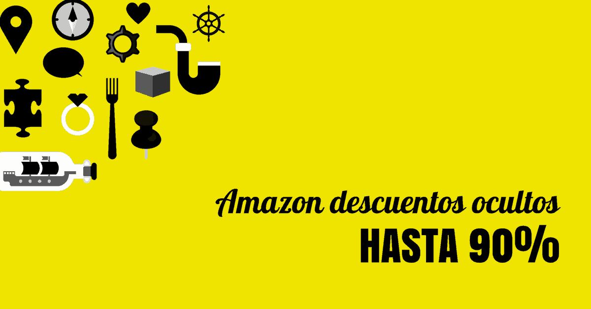 Descuentos Ocultos En Amazon
