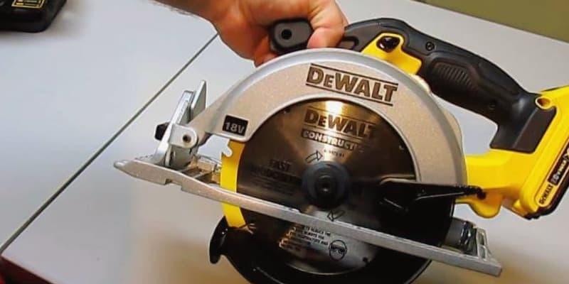 Revisi N De La Sierra Circular Dewalt Dcs391n Xj 18v 165mm Xr De Iones De Litio Sierraselectricas Com