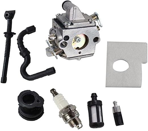 MagiDeal Carburador De Repuesto para Stihl Hs81 Hs81r Hs81rc Hs81t Hs86 Hs86r Hs86t